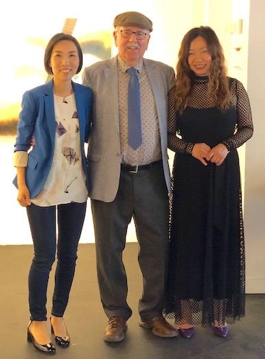 JEA CHO, DON ANDRUS, HYUN JOU LEE, May 17, 2019