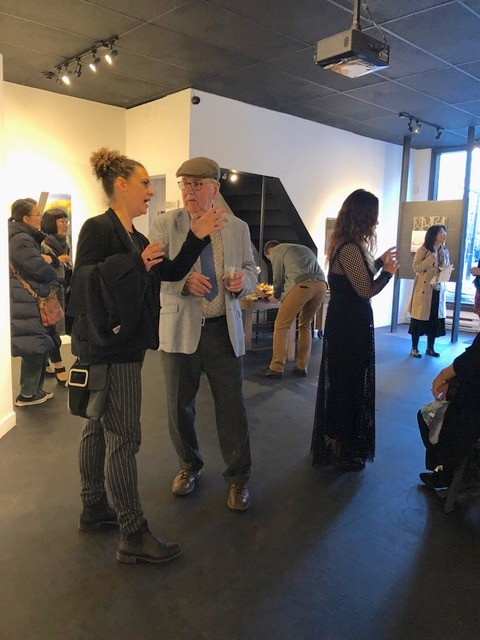 Vernissage, May 17, 2019